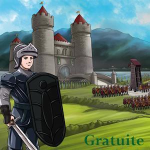 Attaque du château - Gratuite icon
