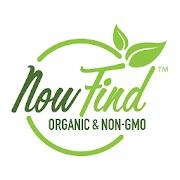 Now Find Organic & NON-GMO icon