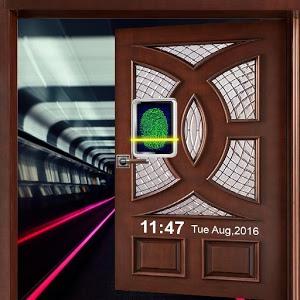 Fingerprint Door Lock Prank icon