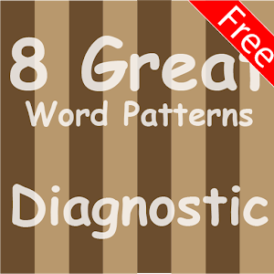 8 Great Word Patterns-Diagnost icon