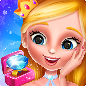 Ice Princess Wedding icon
