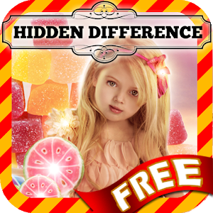 Difference - Candyland Free! icon