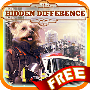 Hidden Difference - Dogs Free! icon