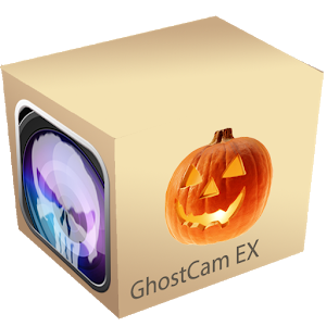 GhostCamEX Pack-Halloween Mask icon