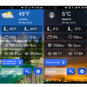 Dream Weather + icon