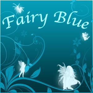 Go Contacts Fairy Blue icon