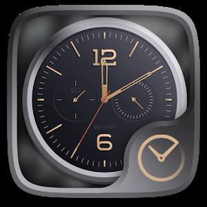 Retrocar GO Clock Theme icon