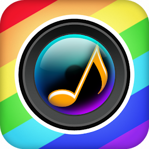 Voisnap Camera-sound photos icon