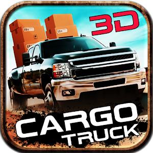Truck Cargo Off-Road 3D icon