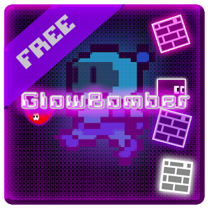 GlowBomber Free icon