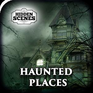 Hidden Scenes - Haunted Places icon