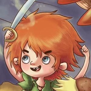 Peter Pan und Captain Hook icon