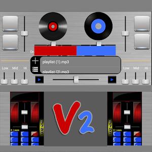 Virtual DJ Mixer Player 2 icon