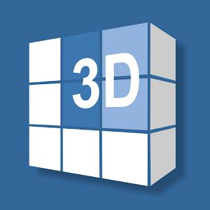 Udesignit Kitchen 3D planner icon