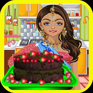 indian cake icon