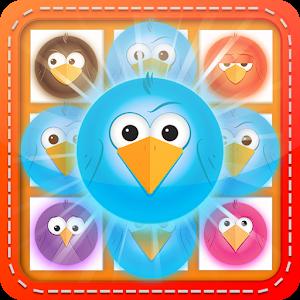 Bird Paradise - Match 3 Game icon