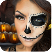 Halloween Photo Frames Editor: Scary Face Makeover icon