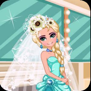 Dream Wedding Salon - Frozen icon