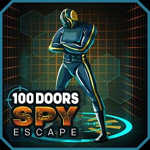 100 Doors Spy Escape icon
