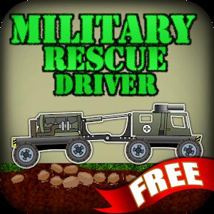 Military Rescue Driver Free icon