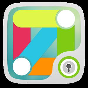 Color Bar GO Locker Free Theme icon