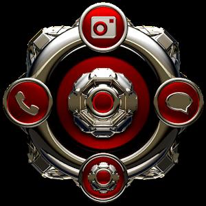 MAGNOLIA Go Locker Theme icon