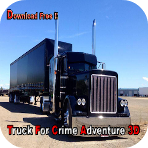 Truck For Crime Adventure 3D icon