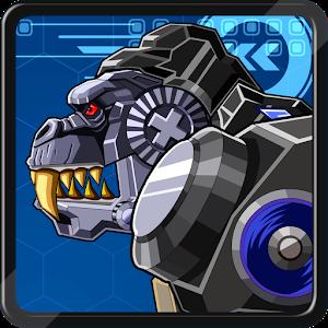 Toy Robot War:Robot King Kong icon