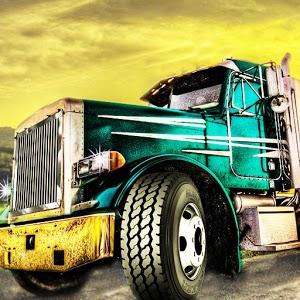 Truck Trailer Driver icon