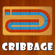 Cribbage Card Game (Crib Cribble) icon
