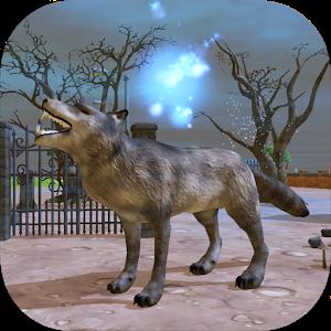 Wolf Revenge 3D Simulator icon