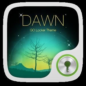 DAWN GO LOCKER THEME icon