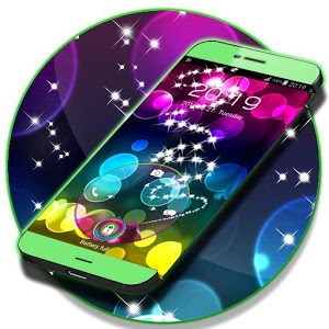 Locking Phone App Theme icon