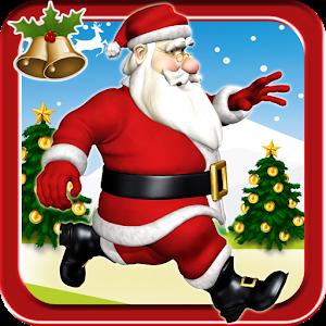 3D Santa Free Run icon
