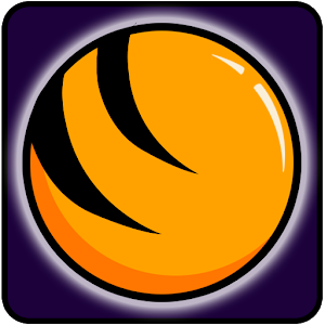 Tiger Ball - 2D icon