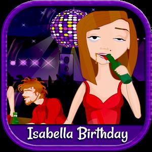 Isabella Birthday icon