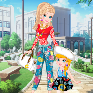 Mother's Day Matching Dress icon