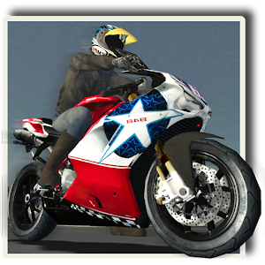 Motorbike Police Pursuit icon