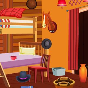 Cowboy Room Escape 1 icon