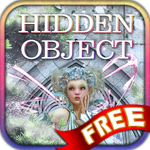 Hidden Object - Snow Fairies icon