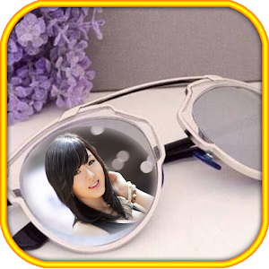 Sunglass glasses Photo Frames icon