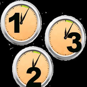 Advanced stopwatch icon