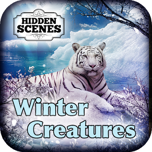 Hidden Scenes Winter Creatures icon