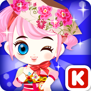 Fashion Judy: Korean dress2 icon
