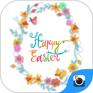 (FREE) Z CAMERA EASTER STICKER icon