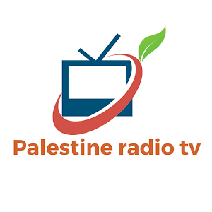 Palestine radio TV icon