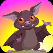 Best Escap Game 422 - Bat Rescue Game icon