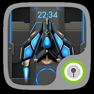 Spacecraft Live GO Locker FREE icon