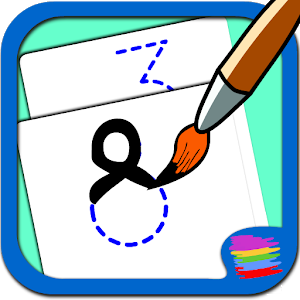 123 Learning Numbers toddlers icon
