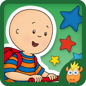 Caillou learning for kids icon